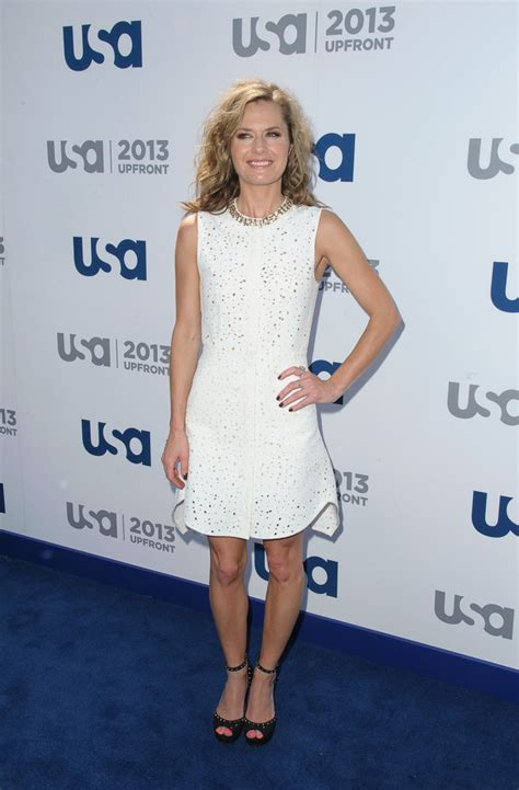 Maggie Lawson Photos Photos - Celebs at the USA Upfront