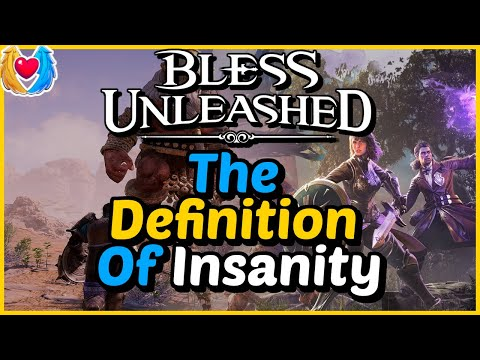 Bless - First Gameplay - MMO - YouTube