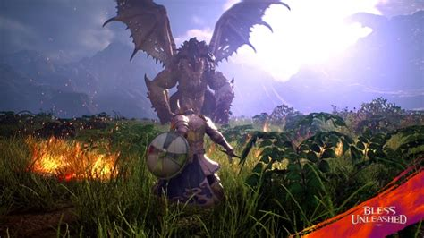 'Bless Unleashed' is First Console MMORPG from Bandai