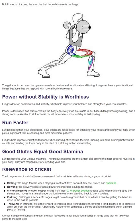 CRICKET MASTER 11: Best exercise of cricket