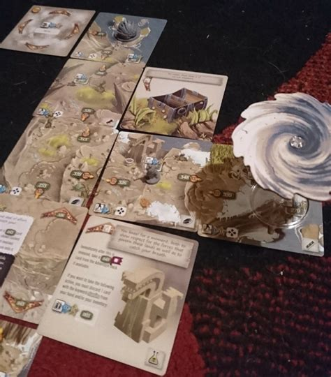 A Slice of 7th Heaven - 7th Continent Review - Of Dice and Men