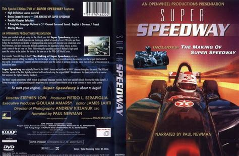 Various DVD/VCRs | The Motor Racing Programme Covers Project