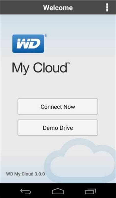WD My Cloud (for Android)