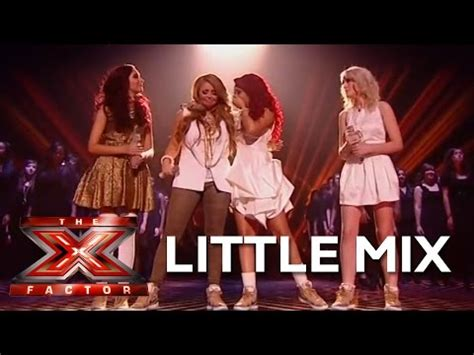 Little Mix's X Factor Journey | The X Factor UK - YouTube