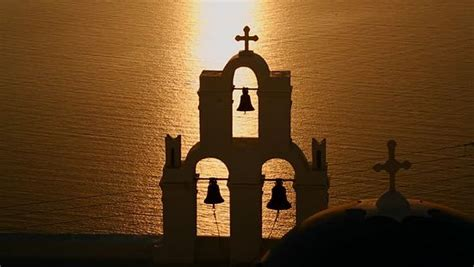 Greek diocese solemnly ringing church bells in protest of