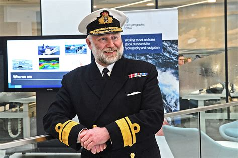UK Hydrographic Office appoints Chief Executive - GOV