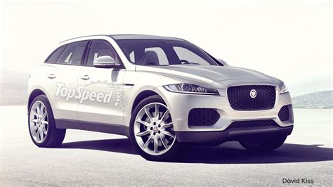 Jaguar F-Pace Will Get An Electric Version By 2018 | Top Speed