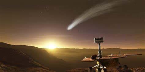Mars Comet: 'Siding Spring' To Cause Massive Meteor Shower