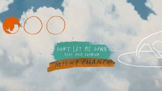 VIZE & Tom Gregory - Never Let Me Down TEXT - SongTextes