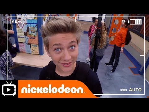 Game Shakers | Hudson's Guide to Life | Nick - YouTube