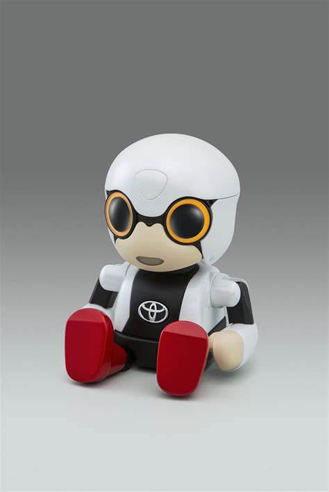 Toyota's Kirobo Mini Robot Offers Emotional Support to