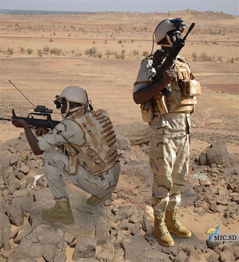 Sudanese Future Soldier System -The Firearm Blog