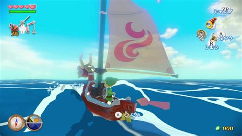 THE LEGEND OF ZELDA: THE WIND WAKER HD Video Game Review