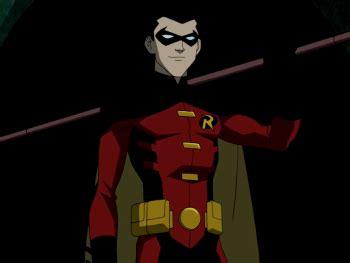 Robin | Young Justice Wiki | FANDOM powered by Wikia
