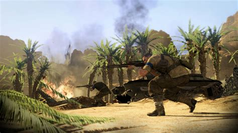 How Sniper Elite 3's multiplayer enforces 'meaningful