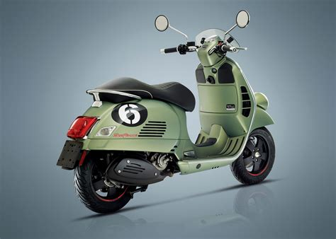 2018 Vespa Scooter Guide • Total Motorcycle