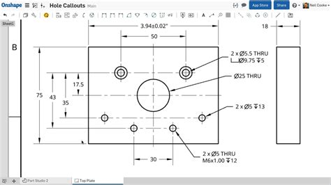 How to make Automatic dimension in Powershape