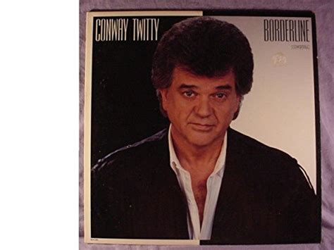 Album Review: Conway Twitty – 'Borderline' | My Kind of